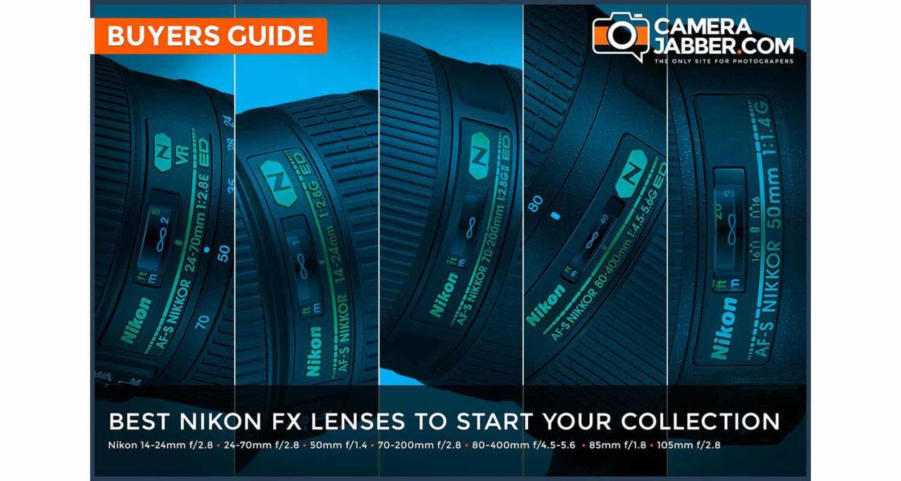 Best Nikon Fx Lenses To Start Your Collection Camera Jabber Company Seven 300mm F2 Ed If Lens Parts Diagram List Request