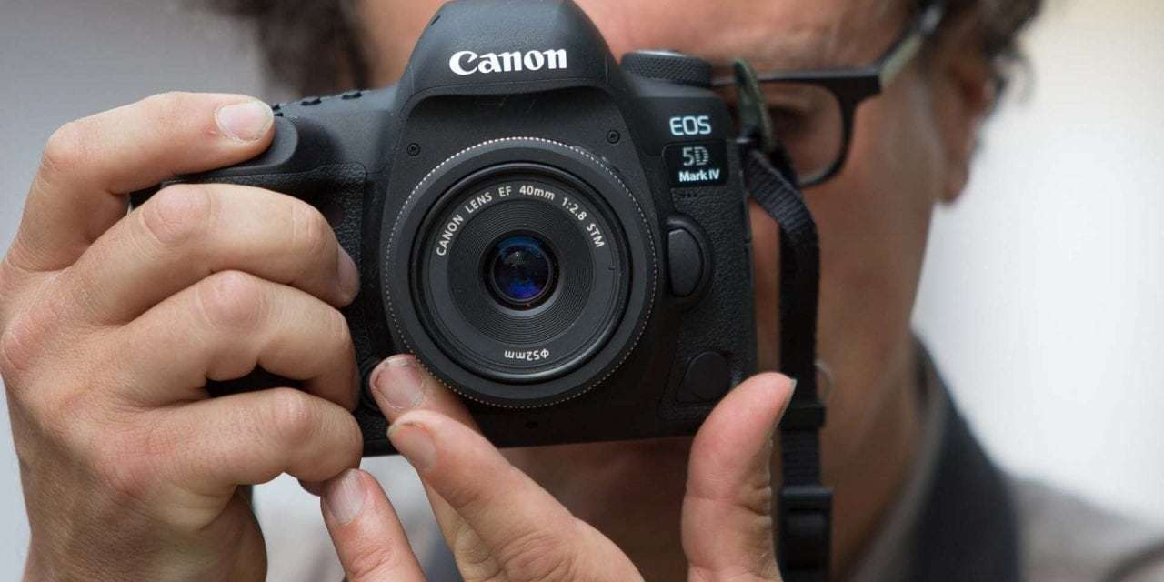 Canon EOS 5D Mark IV: price, specs, release date confirmed