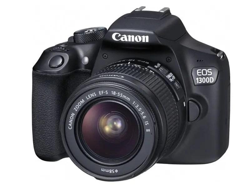 Best DSLRs 2016: Canon 1300D