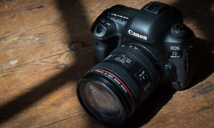 Canon to add C-Log to EOS 5D Mark IV for $99, pre-install from July