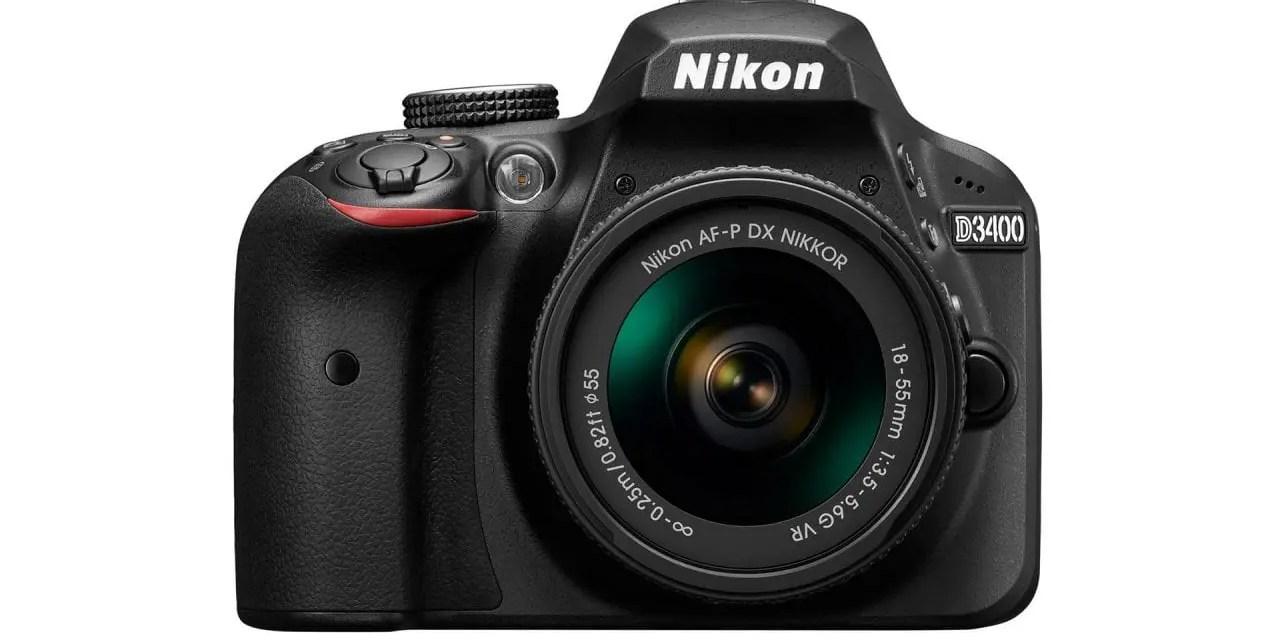 Nikon improves SnapBridge pairing with D3400, D5600 firmware