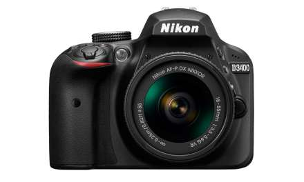 Nikon improves SnapBridge pairing with D3400, D5600 firmware