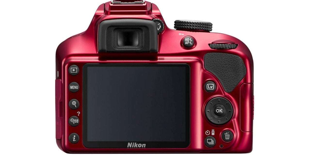 Nikon: optical viewfinders keep consumer DSLRs relevant