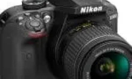 Nikon D3400 announced
