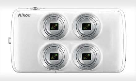 Nikon '4-eye' camera could boast 4 lenses, 4 sensors