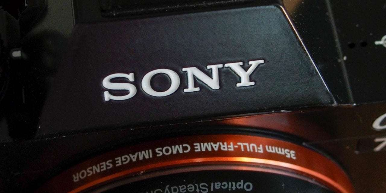 Sony develops stacked CMOS sensor with global shutter