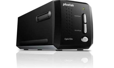 Win a Plustek Optic Film 8200 35mm film scanner
