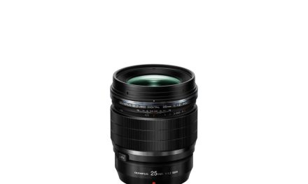 Pro quality standard lens from Olympus