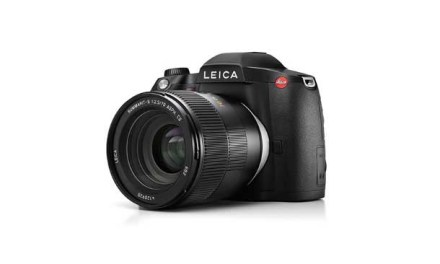 Leica S-system firmware update adds image rating, playback options