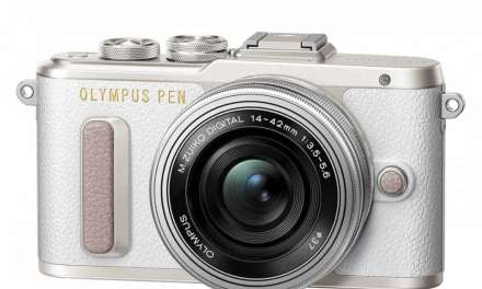 Olympus PEN E-PL8: price, specs, release date confirmed