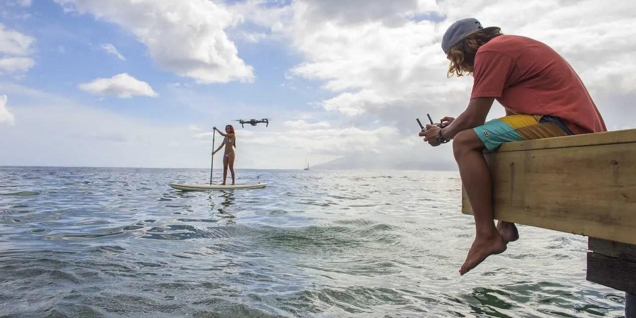 DJI launches free Mavic Pro drone rentals