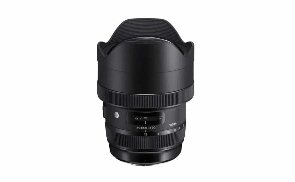 Sigma unveils 3rd generation 12-24mm zoom