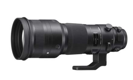 Sigma 500mm f/4 DG OS HSM firmware update corrects 3D tracking bug for Nikon F-mount