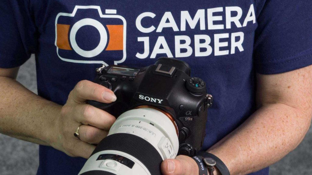 Hands-on Sony Alpha 99 Mark II review