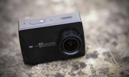 Yi 4K action camera leads on image quality