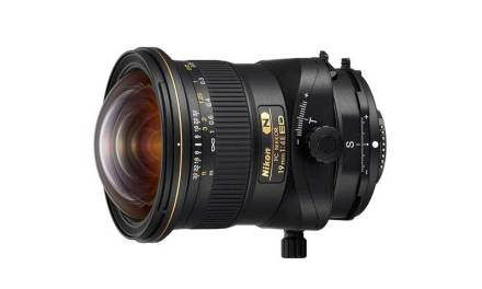Nikon launches PC 19mm f/4E ED, its widest-ever tilt-shift lens