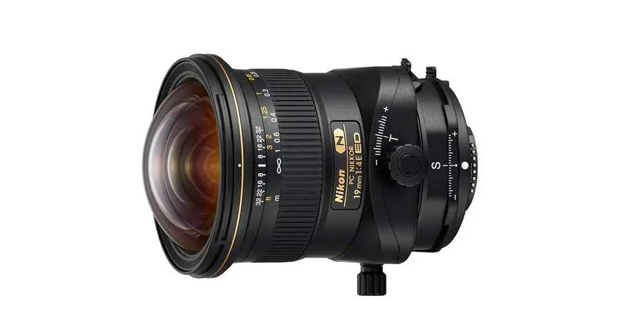 Nikon launches PC 19mm f/4E ED, its widest-ever tilt-shift lens