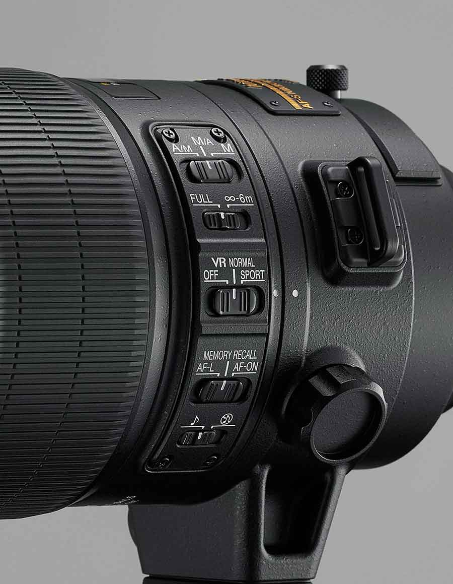 Nikon 400mm f/2.8E review: Performance