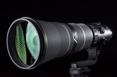 Nikon 600mm f/4E FL ED VR review