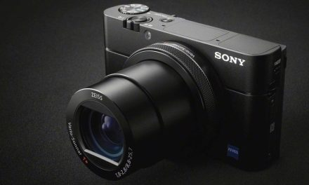 Sony RX100 V announced