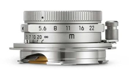 Leica launches Summaron-M 28mm f/5.6 lens