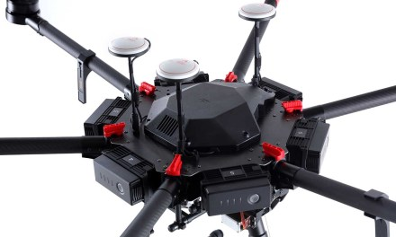 DJI unveils Matrice 600 Pro drone