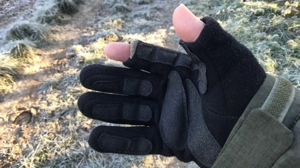 Customised photographery glove