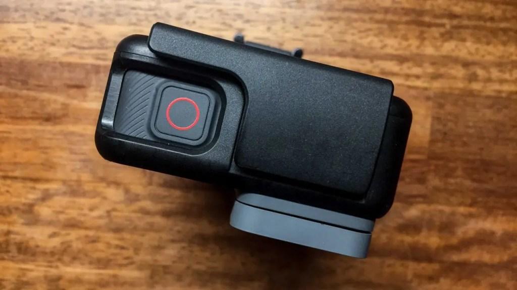 GoPro Hero5 Black Lever Lock