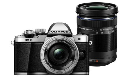 Daily Deal: save 23% on the Olympus OM-D E-M10 Mark II + 14-42mm lens kit