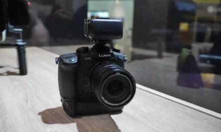 Panasonic GH5 makes its debut in Paris