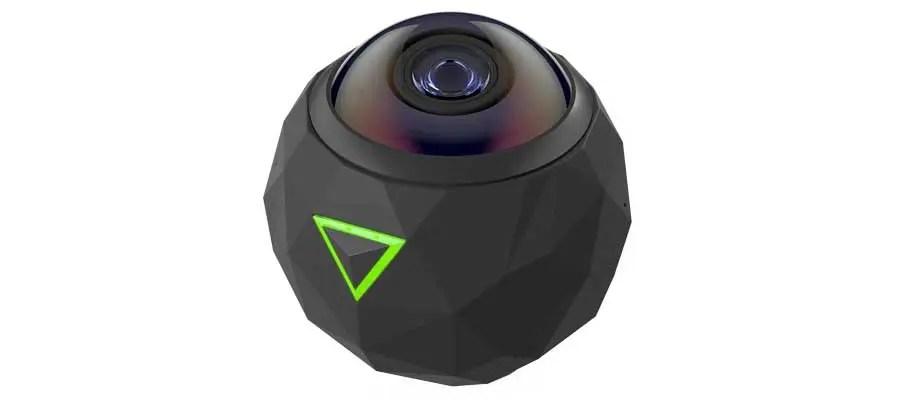 Best 360 cameras: 03 360Fly 4K