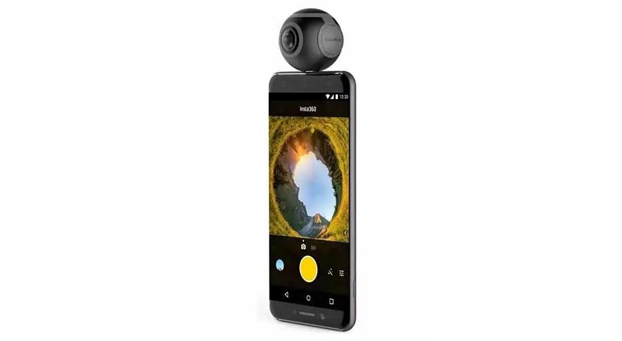 Best 360 cameras: 05 Insta360 Air