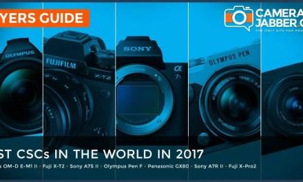 Best mirrorless cameras in the world in 2017