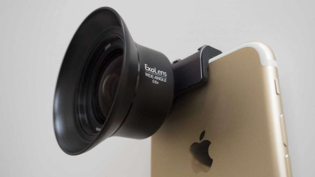 ExoLens Edge with Wide-Angle optic