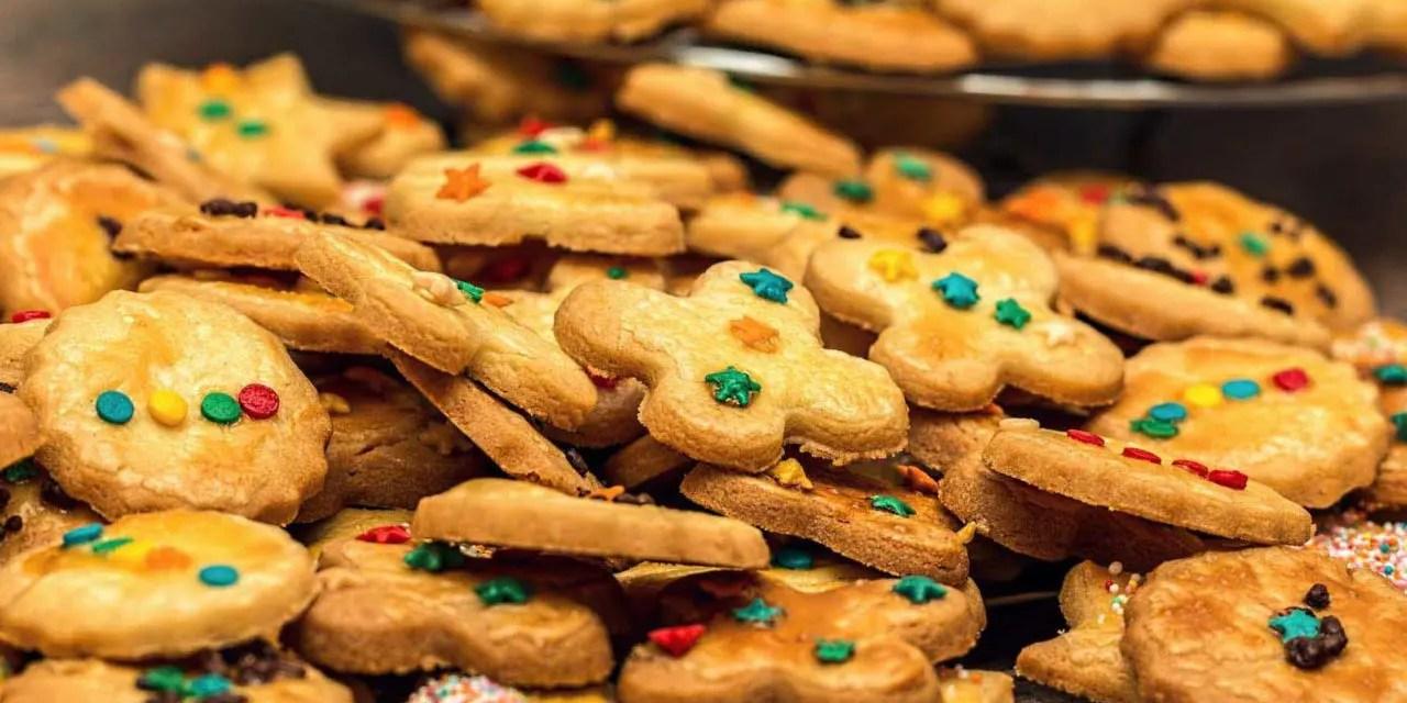 How to photograph food this Christmas