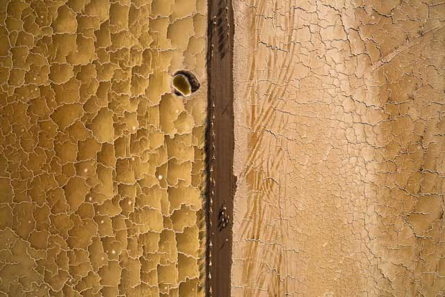 Aerial view of camel train - Joel Santos/tpoty.com