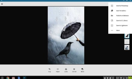 Adobe offers free Creative Cloud apps for Chromebook