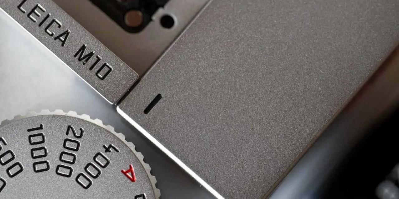 Leica M10 name
