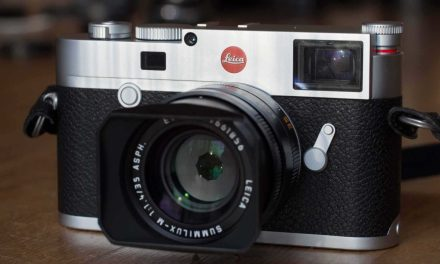 Leica M10 firmware update adds improvements to handling