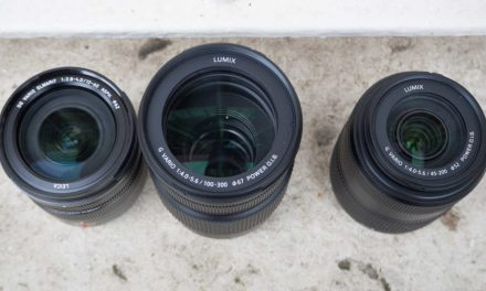 Panasonic debuts Leica DG Vario-Elmarit 12-60mm f/2.8-4.0 lens
