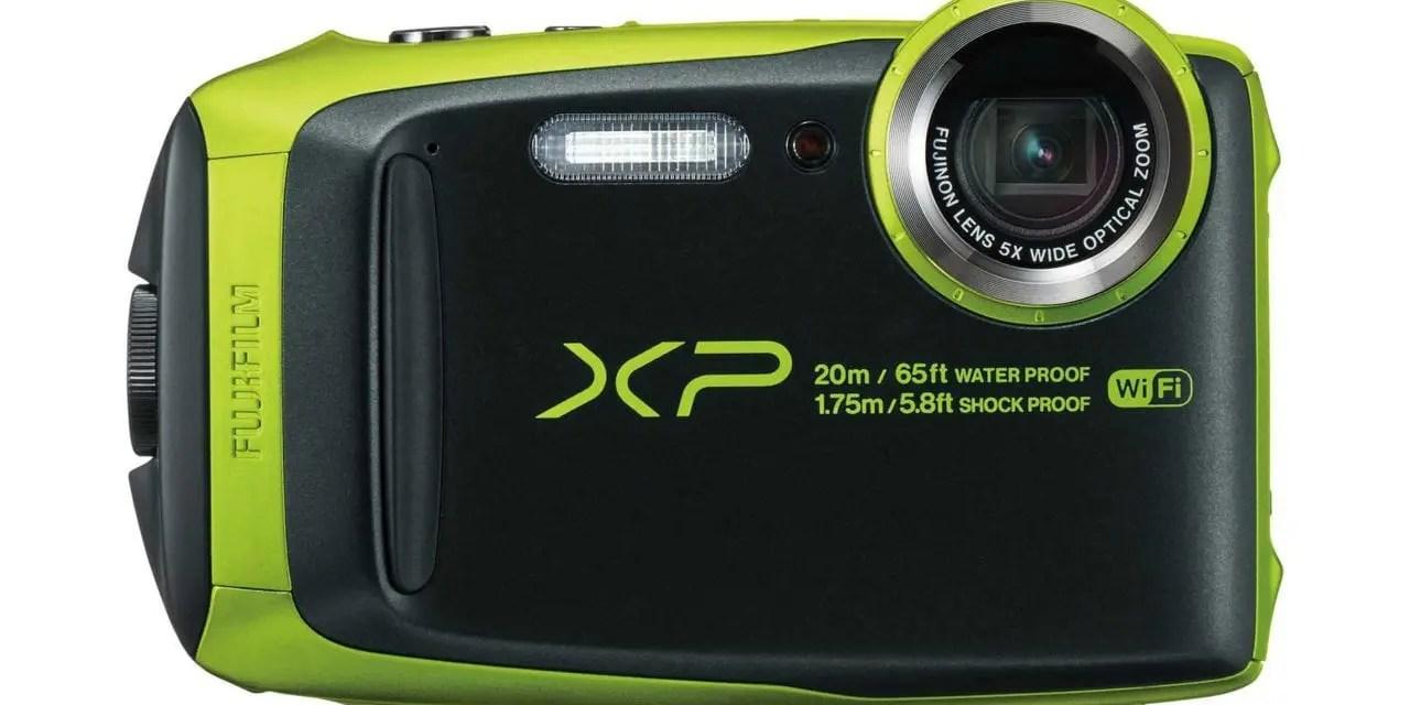 Fuji announces FinePix XP120 rugged camera