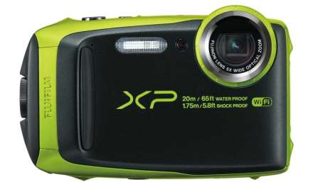 Fuji announces FinePix XP120 rugged camera