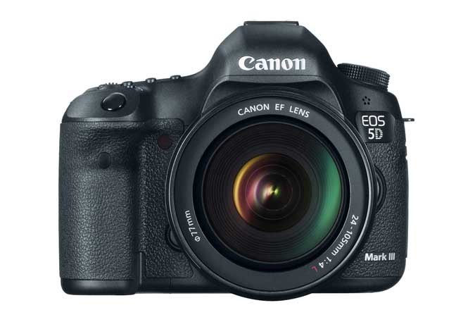 Best AF in old cameras: 03 Canon EOS 5D Mark III