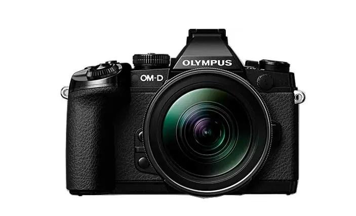 Best AF in old cameras: 06 Olympus OM-D E-M1