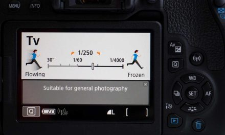Canon 800D: Guided vs Standard mode