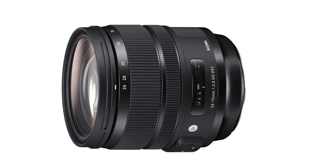 Sigma debuts 24-70mm f/2.8 DG OS HSM Art lens