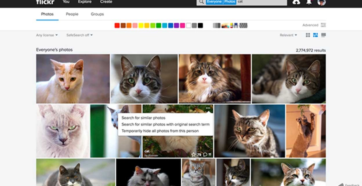 Flickr extends deadline for free account image deletion