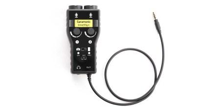 Kenro launches new Saramonic audio mixers