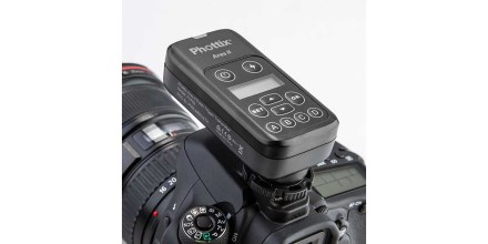Phottix launches 16-channel Ares II flash trigger
