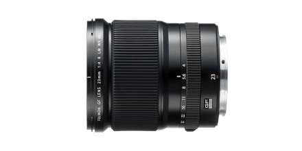 Fuji debuts GF23mm f/4 R LM WR lens for GFX 50S